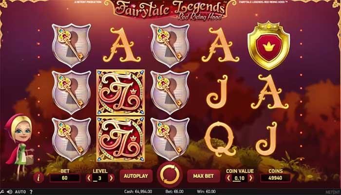 Fairytale Legends spilleautomater