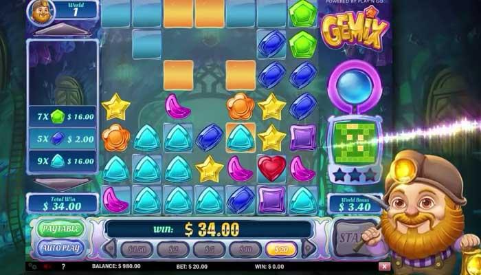Gemix spilleautomater