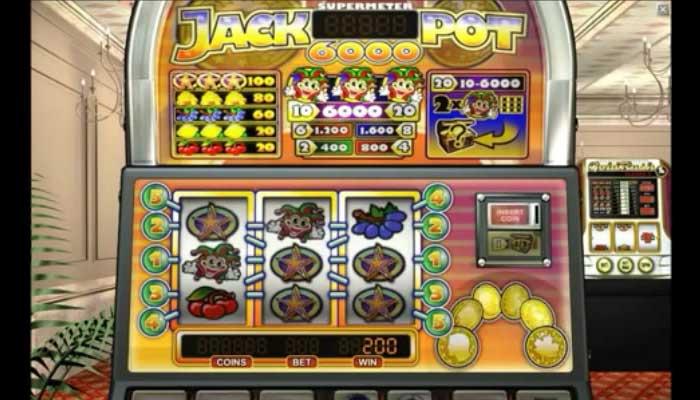 Jackpot6000 spilleautomater