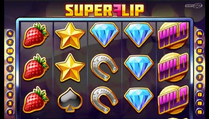 SuperFlip spilleautomater